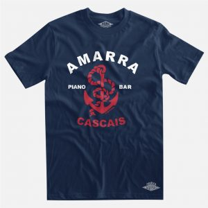 amarra piano bar cascais - t-shirt