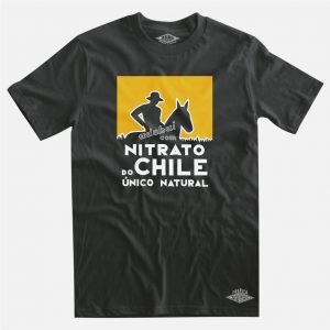 nitrato do chile - t-shirt